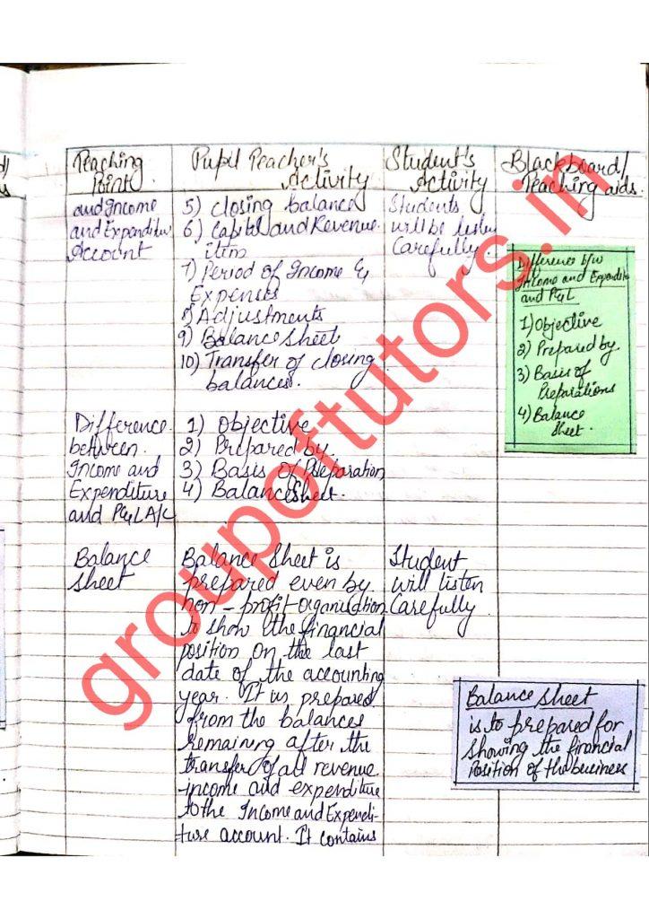 Free lesson plans Group Of Tutors