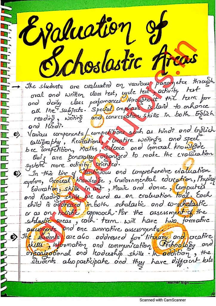 CCE File for B.Ed by group Of Tutors