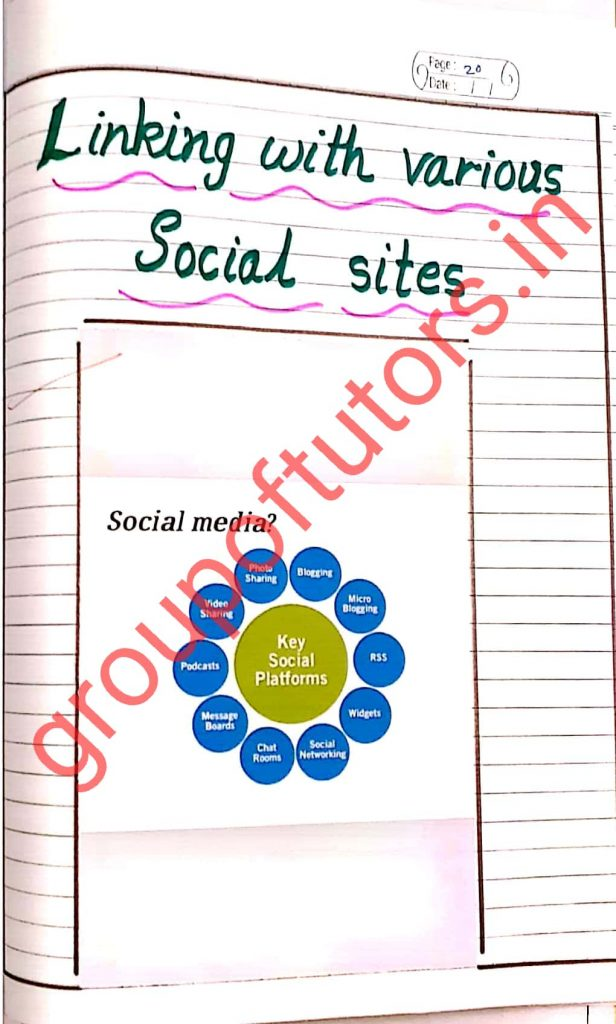 Group Of Tutors project work