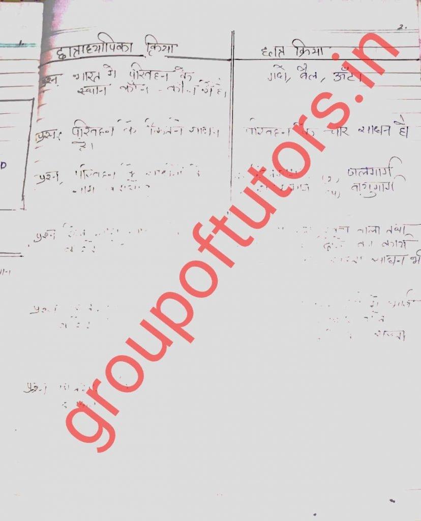 Micro skills lesson plan group of tutors